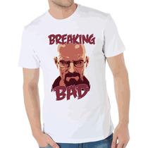 Remeras Breaking Bad Nuevo!!! Personalizas Estampadas