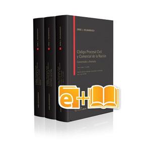 Código Procesal Civil De La Nación (ebook+papel)