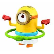 Miniatura Minion C/ Bambolê Mc Donalds Novo / Lacrado !
