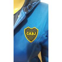 Campera Boca Junior Licencia Oficial Mujer Camiseta Remera