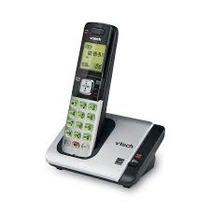 Vtech Teléfono Inalámbrico Con Altavoz Identificador De Llam