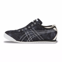 Zapatos Tiger Onitsuka Mexico 66 Slip-on D5n6n 9001 Mujer