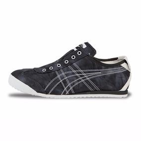 Zapatos Tiger Onitsuka Mexico 66 Slip-on D5n6n 9001 Mujer