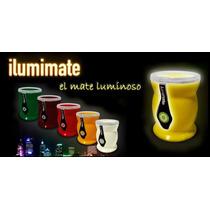 Mate Ilumimate - El Mate Luminoso - Varios Colores