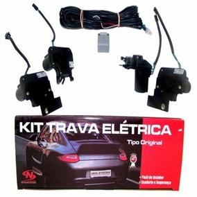 Kit Trava Elétrica Palio Siena Novo Uno Especifica 4 Portas