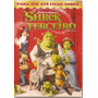 Dvd Shrek Terceiro - Para Rir Até Ficar Verde - Novo***