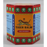 Pomada Tiger Balm Red 100% Original - Frasco Grande 30g.