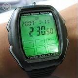 Relógio Controle Remoto Universal 35% Off Frete Grátis!!!