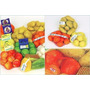 Máquina Enmalladora-engrapadora Para Frutas Y Verduras