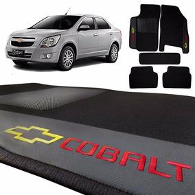 Gm Cobalt - Jogo De Tapete Personalizado Em Carpet Preto