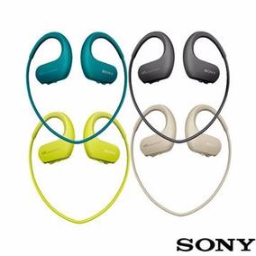 Sony Mp3 Nw-ws413 4gb Walkman Player À Prova De Água/12hrs