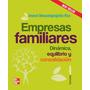 Empresas Familiares Su Dinamica Belausteguigoitia 2012 Pdf