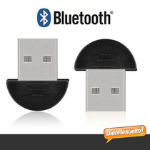 Mini Bluetooth Usb Dongle El Mas Pequeño Y Rapido Usb 2.0