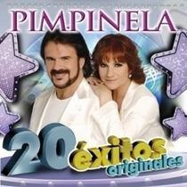 Cd Pimpinela 20 Exitos Originales Open Music
