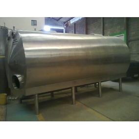 Tanque Acero Inoxidable 16000 Litros Acero Inox