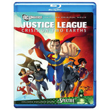 Justice League Crisis On Two Earths - Blu-ray - Sheldortoys