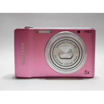 Câmera Máquina Digital Samsung St 64 St64 14.2 Pixels Rosa
