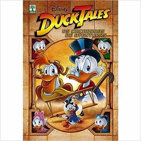 Duck Tales Os Caçadores De Aventuras Capa Dura