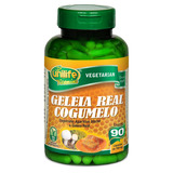 Kit 02 Geléia Real E Cogumelo 780mg - 90 Cápsulas - Unilife