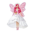 Juguete Barbie Un Secreto De Las Hadas De La Novia De La Mu