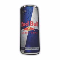 Adesivo Resinado Sticker Automotivo Red Bull 005