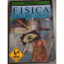 Livro Física - Volume Único - Paraná