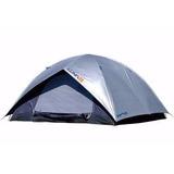 Barraca Camping Iglu Luna 7 Pessoas 300x300x180 C/ Sobreteto