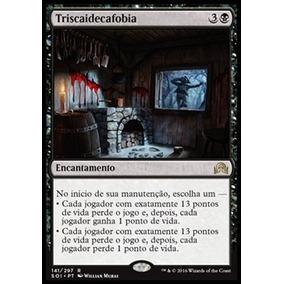 Triscaidecafobia / Triskaidekaphobia