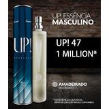 Perfume+desodorante(lançamento) Up!47 Frag. One Mil.+oferta!