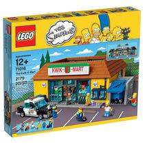 Lego Simpsons 71016 Supermercado Entregas Metepec Toluca