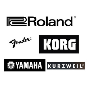 Sonidos De Fabrica Roland Yamaha Kurzweil Korg Y Todos