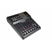 Mixer C/ Interface De Audio 8canais Alesis Multimix 8 Usb Fx