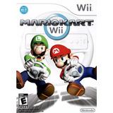 Mario Kart Wii Nuevo Fisico Sellado Gamebox