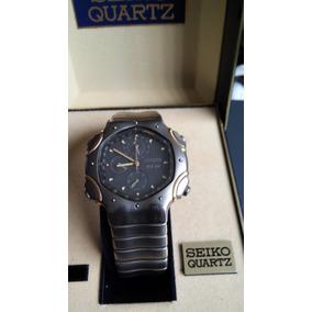 Reloj Citizen Oro-titanio Cronometro