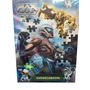 Puzzle Metalizado Max Steel 70 Piezas Rompecabezas
