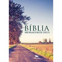 Biblia Mensagem De Deus - Capa Cristal Editora Loyola