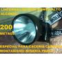 Linterna Led De Caceria Igual A Yani Recargable 200 Metros