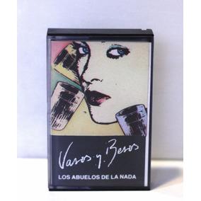 Cassette Abuelos De La Nada Vasos Y Besos 1983 // Nuevo!!!