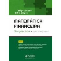 Matemática Financeira Simplificada 2016