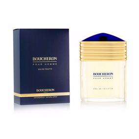 Perfume Boucheron Pour Homme Masculino Edt 50ml Original