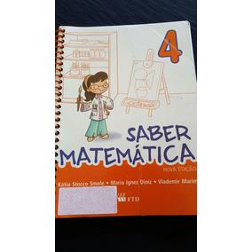 Livro Saber Matemática 4 Ano Ftd