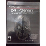 Dishonored Game Of The Year Edition - Ps3 - Game Freaks
