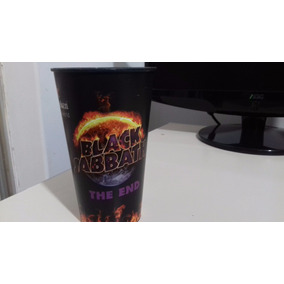 Copo Cerveja Heineken Oficial Black Sabbath -the End Tour