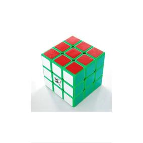 Dayan Guhong 3x3 Verde Rubiks Cube Puzzle