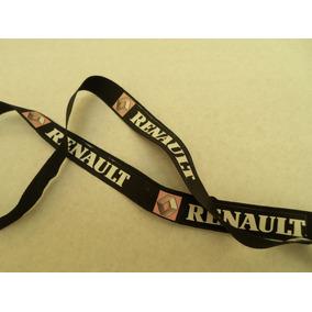 Renault Renol Banda Collar Llavero Accesorios Tuning Negro