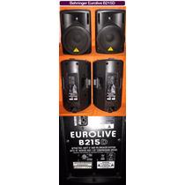 Par De Cornetas 15 550w Behringer Eurolive B215d