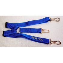 Cinto De Segurança Duplo Para Cães Ajustavel 50x65