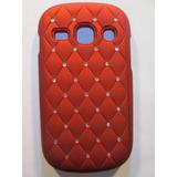 Capa Capinha Samsung Galaxy Fame S6810 S 6810 Fami Cores