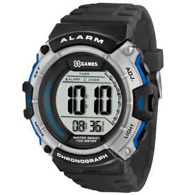 Relógio X-games Masculino Xmppd314 Bxpx Re. Autorizada - Nfe