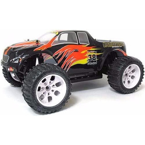 Automodelo Himoto Emxt-1 Monster Truck 1/10 2.4ghz Hi2101
